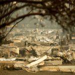 坎普大火PG&E供電線恐是肇因
