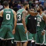 NBA/綠衫軍太年輕 厄文喊話要老將