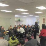 休城西南區管委會 商討打擊犯罪