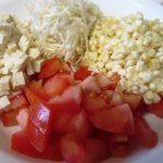 料理功夫|蔬食蕃茄湯麵3道