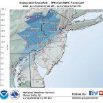 初雪將至 新州近百學區提前放學
