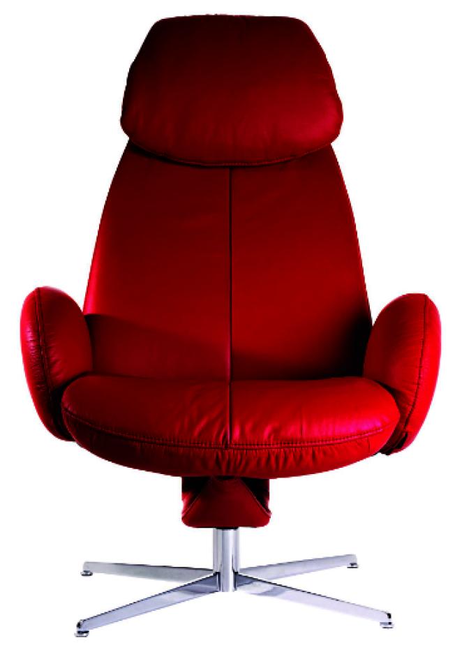 座椅最好能提供背部与颈部有力的支撑。(取自Fjords)