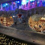 梅西櫥窗展亮相 太空雪人「Sunny」救聖誕節