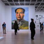 安迪沃荷回顧展  睽違30年重現紐約  展出350件作品