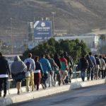 大篷車移民抵邊境 求美開門