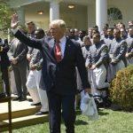 川普喜歡排場 仍未掌握軍事統帥角色