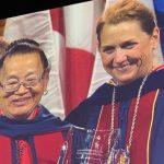 華裔倪雨珠 獲美國外科醫師協會頒女性外科醫師獎