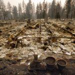 加州降雨雖有助減緩火勢 專家憂引發致命泥流