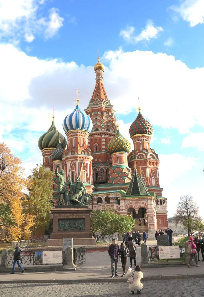 極光.野趣.歷史 俄羅斯雙城攻略