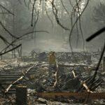 加州史上死傷最慘重野火 持續搜索993失蹤者