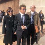 狄鶯孫鵬出庭救愛兒 法官當庭宣布釋放孫安佐