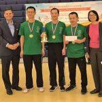 (影音)波城感恩杯乒乓球賽42隊鏖戰 盛況空前