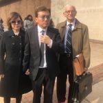 孫安佐獲釋 最快4到6周遣返 法官斥:讓家人蒙羞