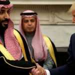卡舒吉擺一邊 川普 : 繼續當沙國堅貞夥伴