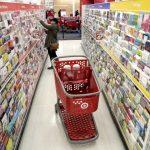 Target重挫 科技股續弱 道指、史指今年漲幅全吐出