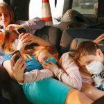 山火煙霧威脅健康 兒童首當其衝