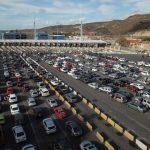 中美洲移民發動示威  高喊要入境美國