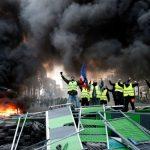 法國「黃背心」運動變調  香榭大道陷入混亂