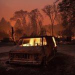 加州坎普野火 失蹤人數下修到249人