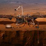 NASA洞察號將鑽探火星內部 解開太陽系類地行星形成之謎
