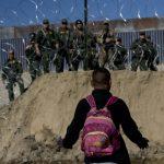 川普嗆墨「不逐移民  永久關邊界」 否認對童射催淚彈