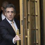 「通俄」調查對國會撒謊 川普前律師柯恩認罪