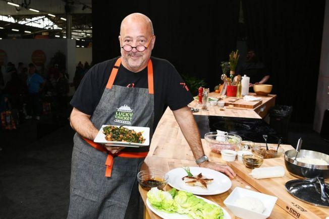 美國名廚齊默恩批評美國中餐館的言論,受到中國網友力挺。(Getty Images)
