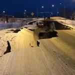 〈圖輯〉阿拉斯加發生7級地震 海嘯警報已發布