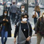 加州空氣淪世界最糟 能見度低害數百班機延誤取消