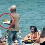 巴塞隆納海灘售雞尾酒 材料竟泡在糞水溝中