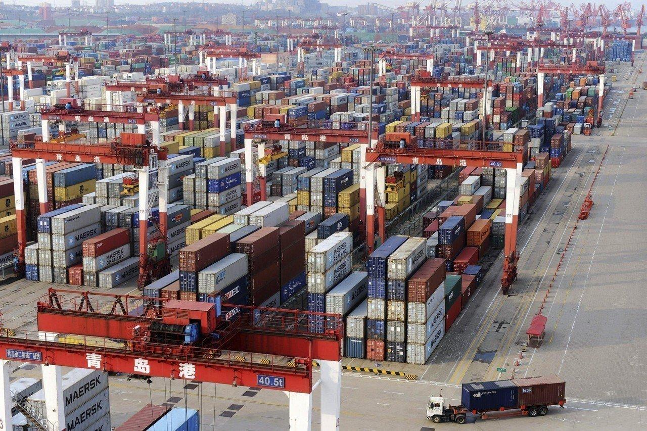 未見美商大舉撤離中國。美聯社