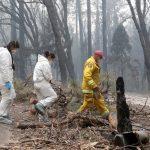 野火襲捲加州50死 搜救人員廢墟尋罹難者