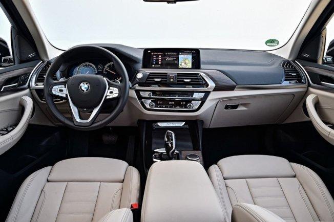 X3豪華運動休旅車款深受全球消費者的喜愛,明年將會推出M性能版的X3與X4車款。(BMW)