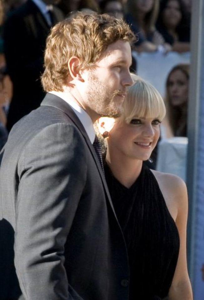 克里斯普瑞特和安娜法莉絲500萬出售好萊塢豪宅