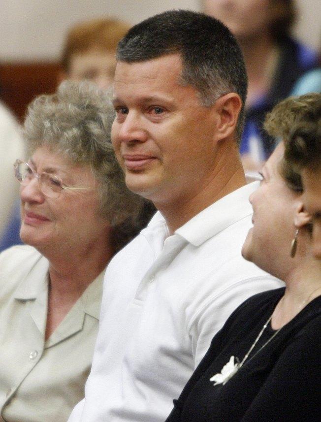 羅斯狄.葉慈在法庭聆聽判決。(Getty Images)