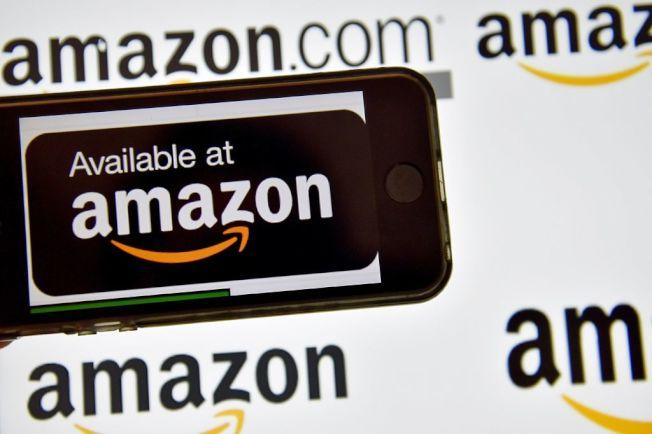 亞馬遜網站興起後,衝擊傳統零售業者。(Getty Images)