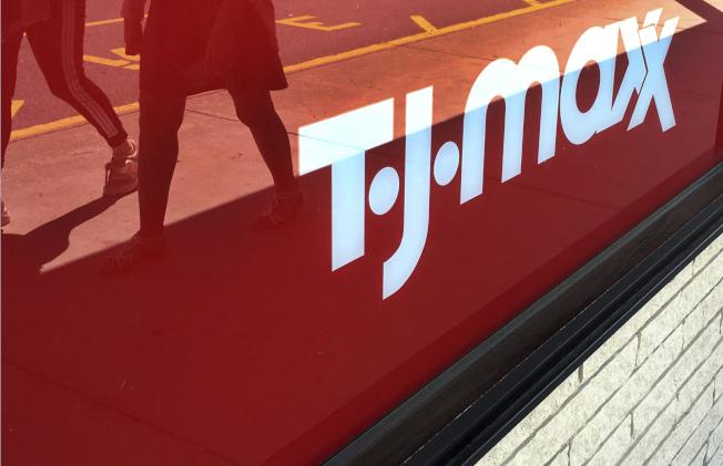 廉價百貨興起,T.J. Maxx是最大贏家之一。(美聯社)