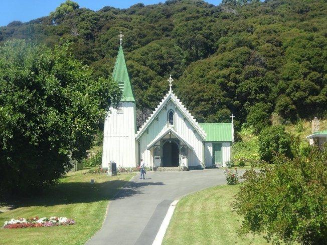 旅遊|紐西蘭南北島 乘郵輪逛峽灣