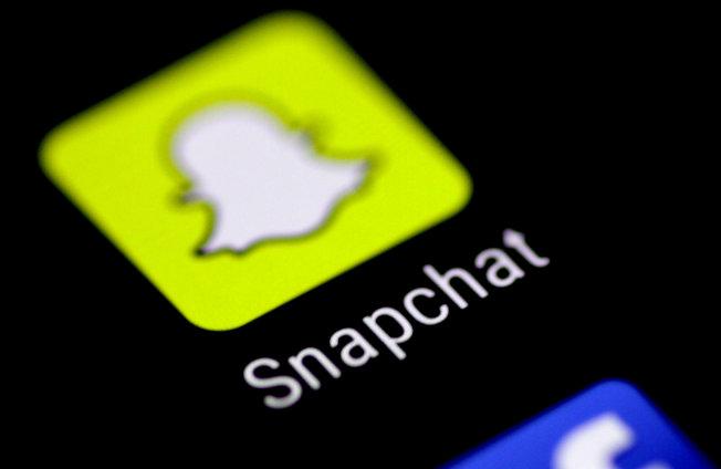 社群媒體Snapchat濾鏡帶動整形風潮。(路透)