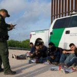 忙抓偷渡客 邊界破獲毒品案前6月驟減24%