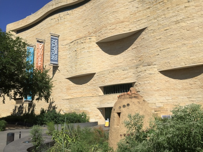 美國印第安人博物館。