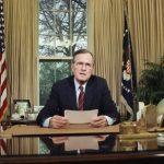 一個時代的結束 前總統老布希辭世