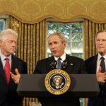 競選連任遭打經濟「七吋」 戰神敗給柯林頓