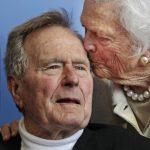 老布希孫女:很高興祖父母在天堂相聚