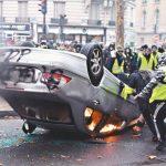 巴黎暴動10年來最嚴重 考慮啟動緊急狀態