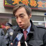 「謊報使用目的」建遊民收容所 大學點大批華人抗議