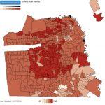 舊金山選舉最後結果公布 華裔多的地區投票率都偏低