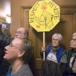 共和黨威州議員「跛鴨」提案  削弱新州長權力