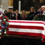 邀川普參加喪禮 老布希遺願:朝野政治大和解