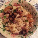 料理功夫|香煎干貝、玉子豆腐、臘味油飯